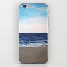 wagon on the beach iPhone & iPod Skin
