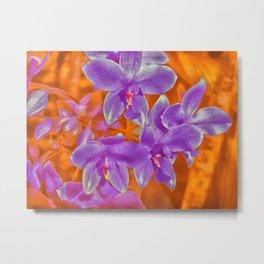 Orchidland Metal Print