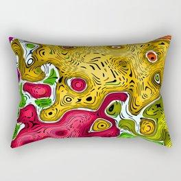 Globs Rectangular Pillow