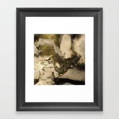 Goooold Framed Art Print