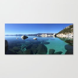 Crystal Tahoe Canvas Print