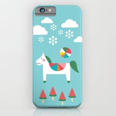 The Snowy Day Slim Case iPhone 6s