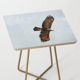 Golden Side Table