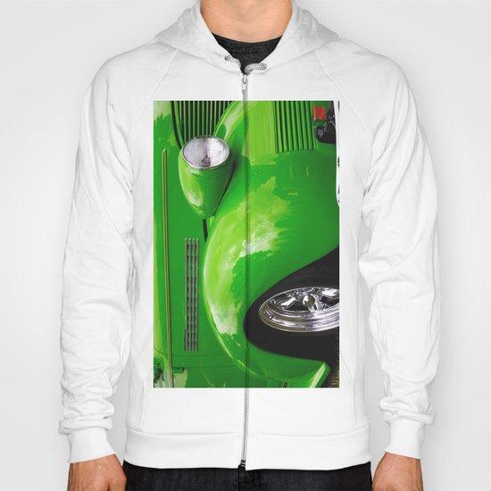 Green Machine Hoody