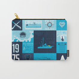Jaws! Carry-All Pouch