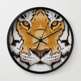 Tiger OW Wall Clock
