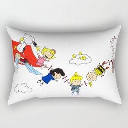 Peanuts Gang Rectangular Pillow