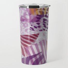 Abstract safari pattern Travel Mug