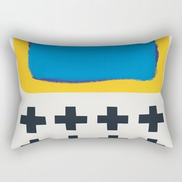 By The Pool Rectangular Pillow