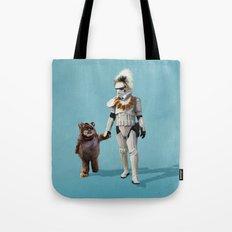 Star Wars Buddies Tote Bag
