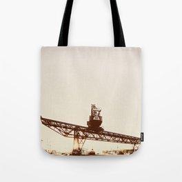 Crane I Tote Bag