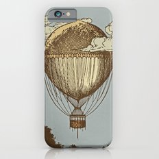 Around the world the incredible Steamballoon Slim Case iPhone 6s
