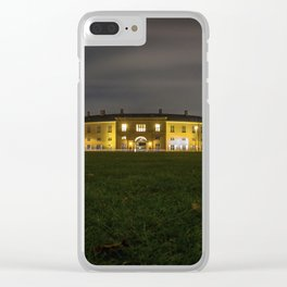 Yellow Clear iPhone Case