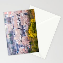 Miniature country San Marino Stationery Cards