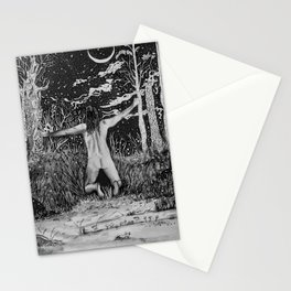 Purging Stationery Cards