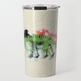 Mightymorphinosaurus Travel Mug