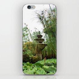 Lush Hideaway iPhone Skin