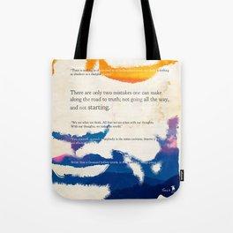 GUATAMA BUDDHA Tote Bag