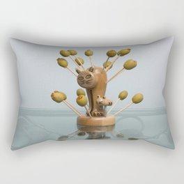 Party Animals Rectangular Pillow