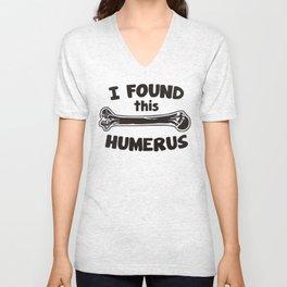 humerus Unisex V-Neck