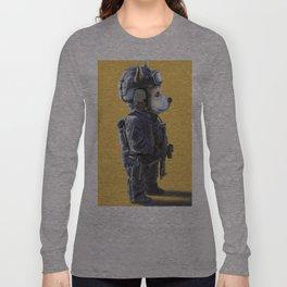 Corgi the SWAT Long Sleeve T-shirt