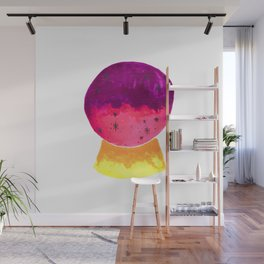 Mystical Crystal Ball for Fortune Telling Wall Mural