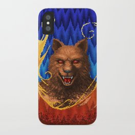 Beast Alterations - Rise From Your Grave iPhone Case