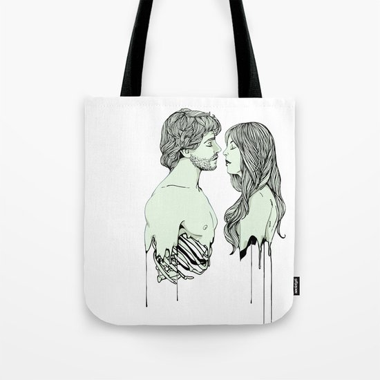 Naka-Choko Tote Bag
