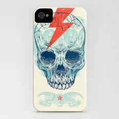 Skull Bolt iPhone (4, 4s) Slim Case