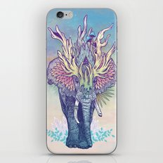 Spirit Animal - Elephant iPhone Skin