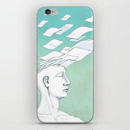Forgetting iPhone Skin