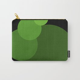 Gradient Circles 1 Carry-All Pouch