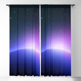 Give Me Space 2 Blackout Curtain