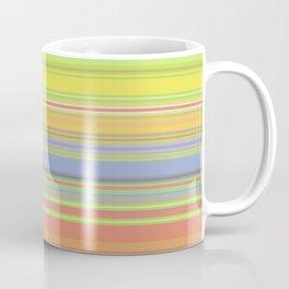 Spring Pastel Stripes Coffee Mug