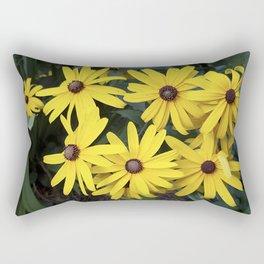Garden Gold - Rudbeckia Rectangular Pillow