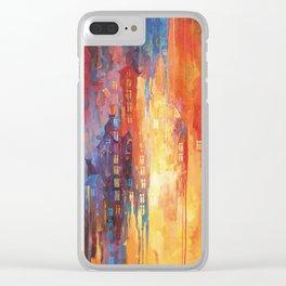 Fairyland Clear iPhone Case