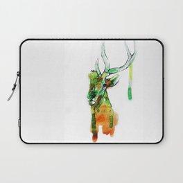 Deerface Laptop Sleeve