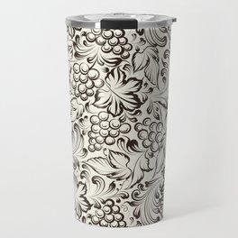 Vine seamless background Travel Mug