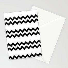MATCH MIX (BLACK-WHITE) Stationery Cards