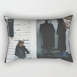Brand New Band Edit Rectangular Pillow