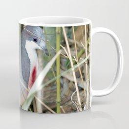 Bleeding Heart Pigeon Coffee Mug
