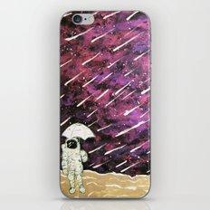 meteor shower iPhone & iPod Skin