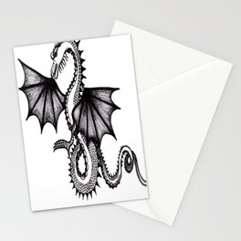 dragon city Stationery Cards