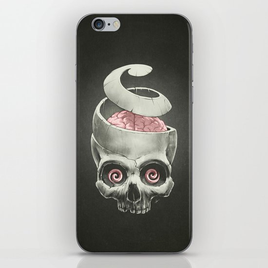 Open Your Mind! iPhone & iPod Skin