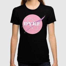 space lesbian T-shirt
