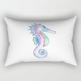 Le Seahorse Rectangular Pillow
