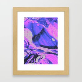 ALL THE RAGE BACK HOME Framed Art Print