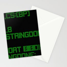 Source code led 01 Stationery Cards