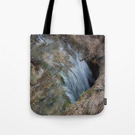 Water Flow Tote Bag