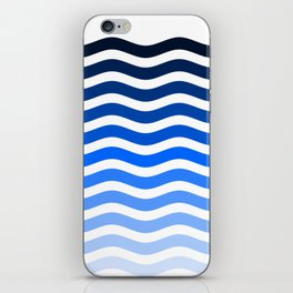 wave 2 iPhone Skin